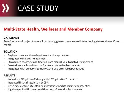 Multi-State Health, Wellness and Member Company